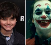 Collage tra Dante Pereira-Olson e Joker