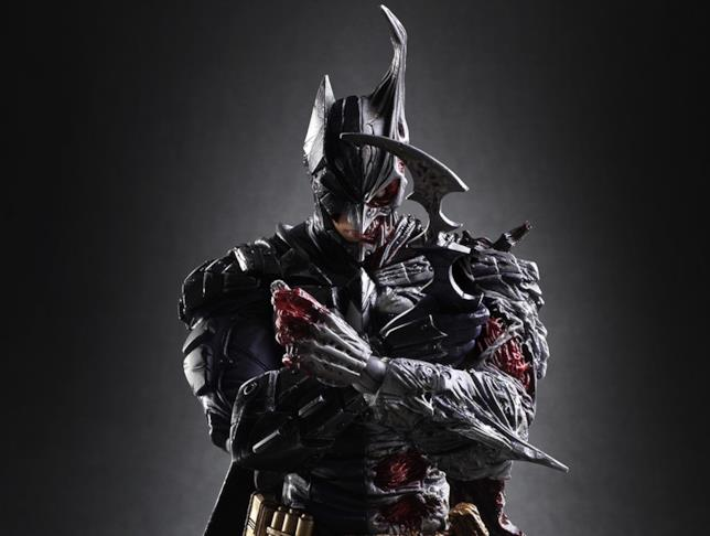 Batman in versione Due Facce