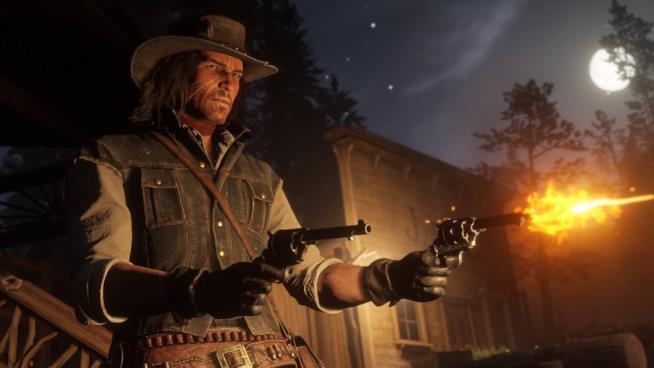 John Marston ritornerà anche in Red Dead Redemption 2