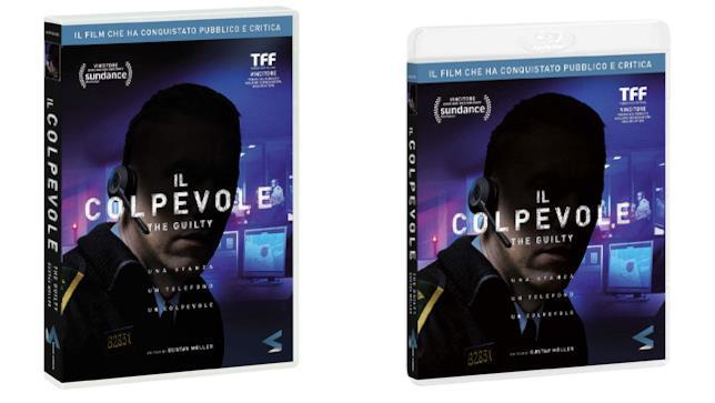 Il colpevole - The Guilty - Home Video - DVD e Blu-ray