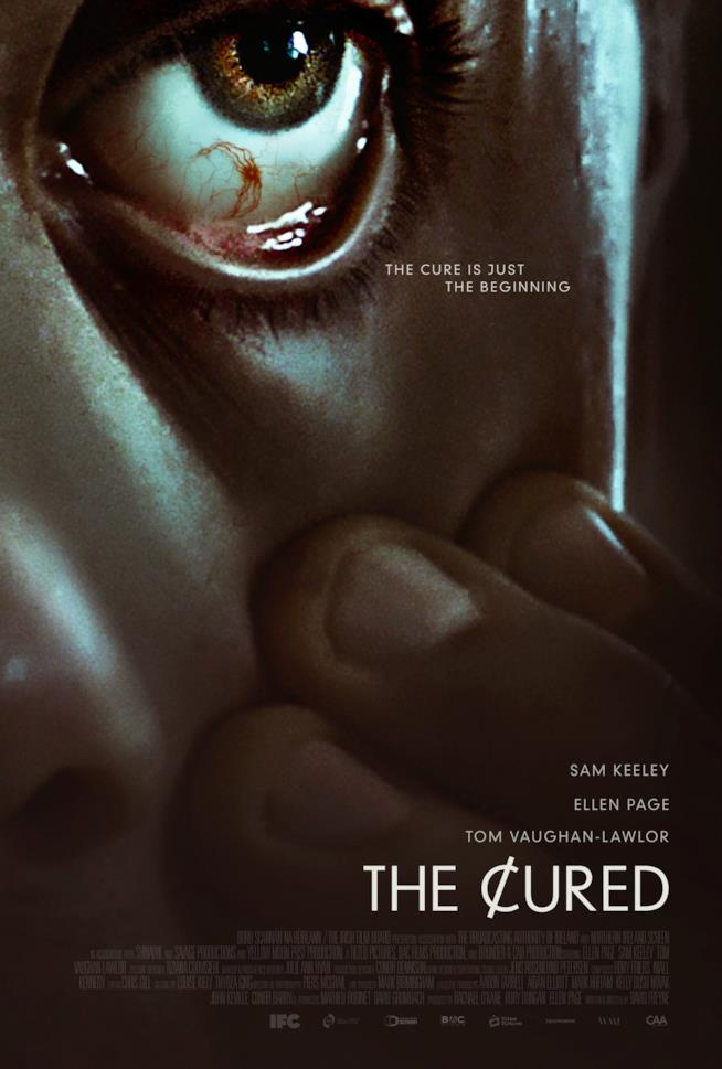 The cured, poster ufficiale