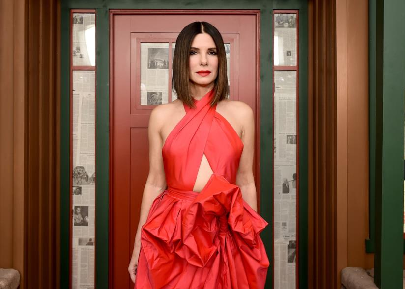 Sandra Bullock allo Screening del film Netflix Bird Box