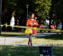 Chloe Saint-Laurent, la protagonista di Profiling