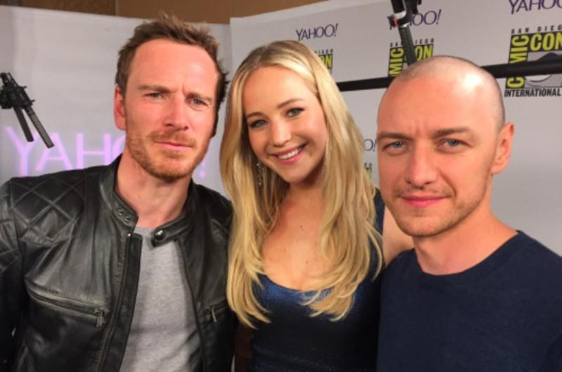 Tre x-veterani insieme al San Diego Comic Con