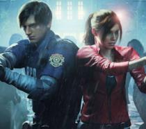 I nuovi Leon e Claire di RE2 Remake