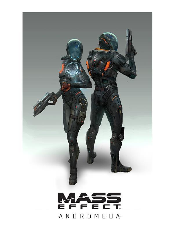 Mass Effect: Andromeda, uscita rinviata