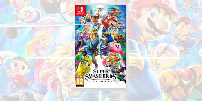 Super Smash Bros. Ultimate è già disponibile su Nintendo Switch