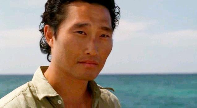Jin-Soo in una scena di Lost