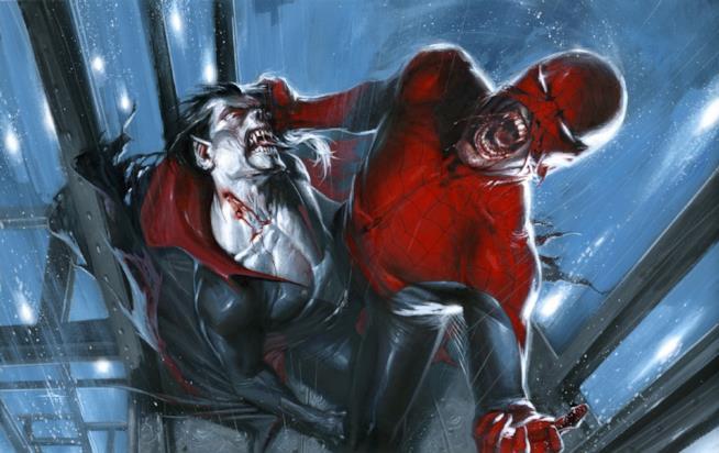 Morbius vs Spider-Man, dai fumetti al cinema