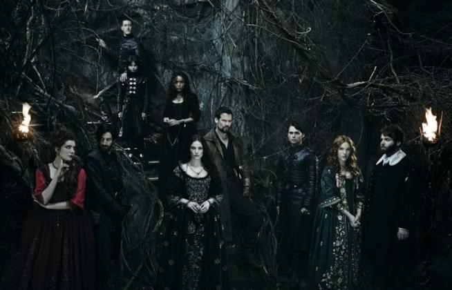 Le streghe e i protagonisti di Salem