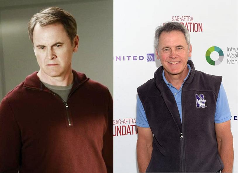 Mark Moses è Paul Young