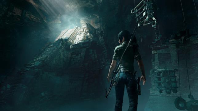 Lara Croft in Shadow of the Tomb Raider
