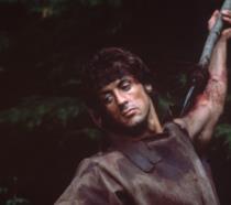 Stallone ai tempi del primo Rambo