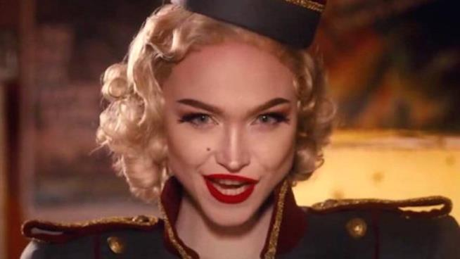 Ivy Levan nel remake di Rocky Horror Picture Show
