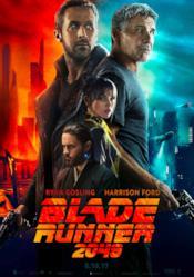 Il poster ufficiale di Blade Runner 2049