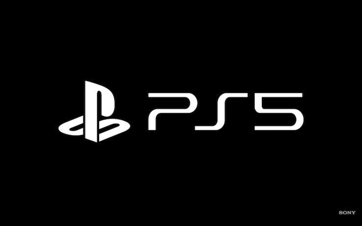 Il logo di PS5