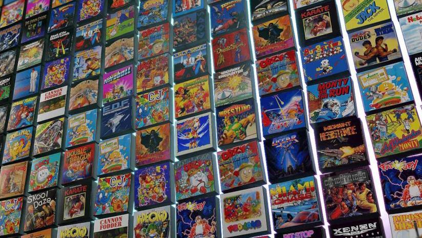 Alcuni dei giochi disponibili su Antstream