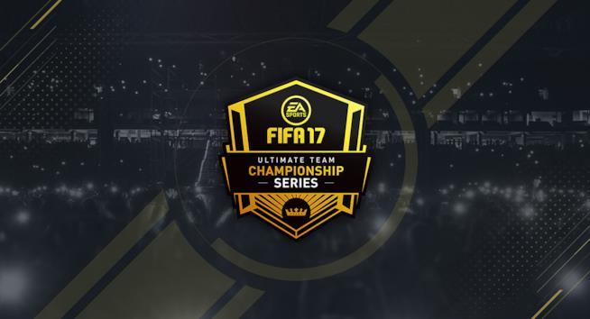 Il logo ufficiale della FIFA Ultimate Championship