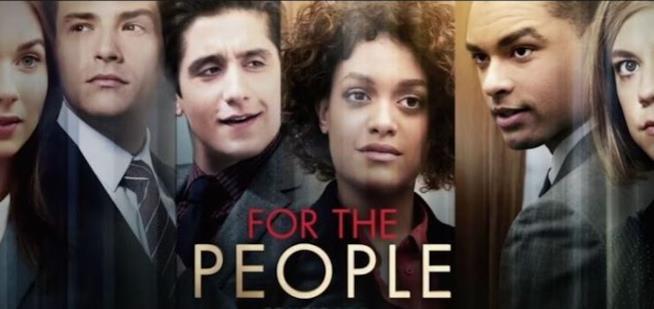 For the People: la nuova serie legal prodotta da Shonda Rhimes