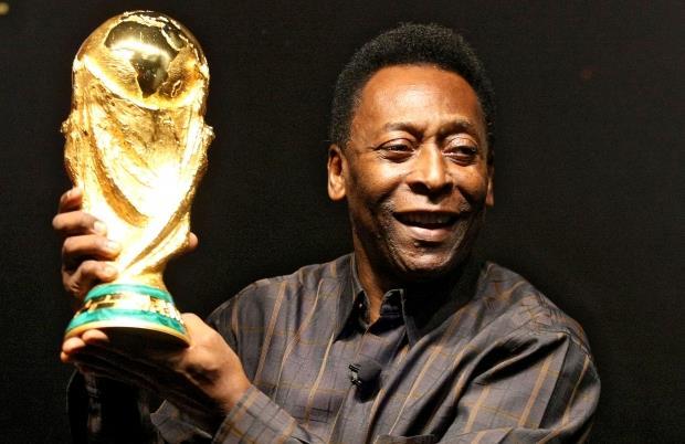 Pelé campione del mondo