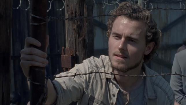 Alden, uno dei prossimi protagonisti di The Walking Dead