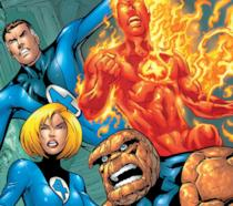 Dettaglio della cover di Fantastic Four: Heroes Return - The Complete Collection Vol. 1