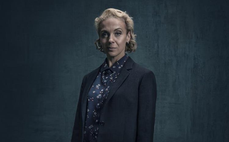 Amanda Abbington in Sherlock