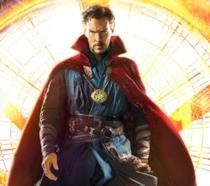 Un'immagine di Benedict Cumberbatch nei panni di Doctor Strange