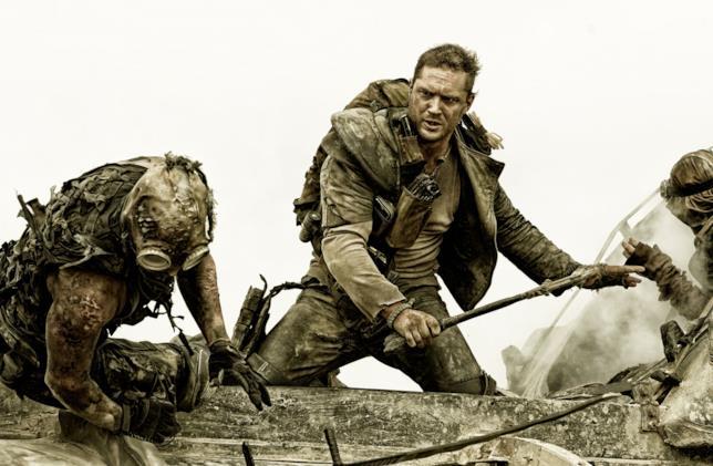 Max contro i figli della guerra in Mad Max