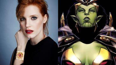 Jessica Chastain sarà la regina degli Skrull in Dark Phoenix?