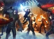 I supereroi di Arrow e Flash insieme con i costumi
