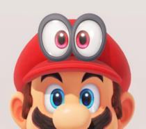 Il faccione di Mario in Odyssey