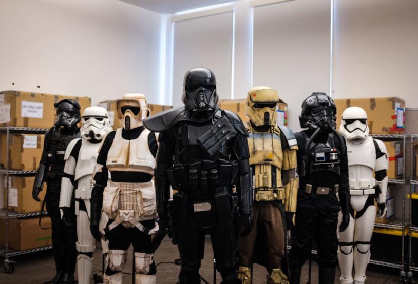 Tutte le varianti dei costumi degli Stormtrooper che si vedranno al Comic-Con 2019