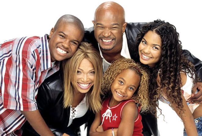 La famosa famiglia Kyle della serie Tutto in famiglia