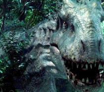 Un dinosauro in Jurassic World 2