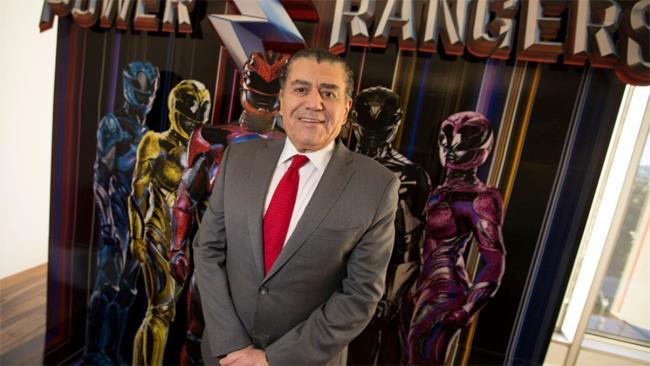 Haim Saban, creatore Power Rangers