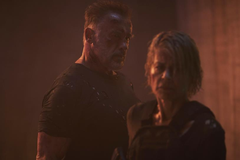 Carl e Sarah in Destino oscuro