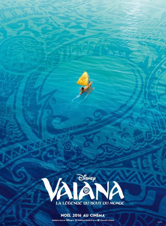 Vaiana è la regina del box-office americano