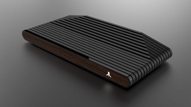 Atari torna nel mercato delle console
