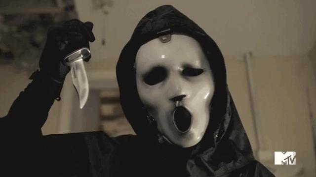 Ghostface dalla serie Scream