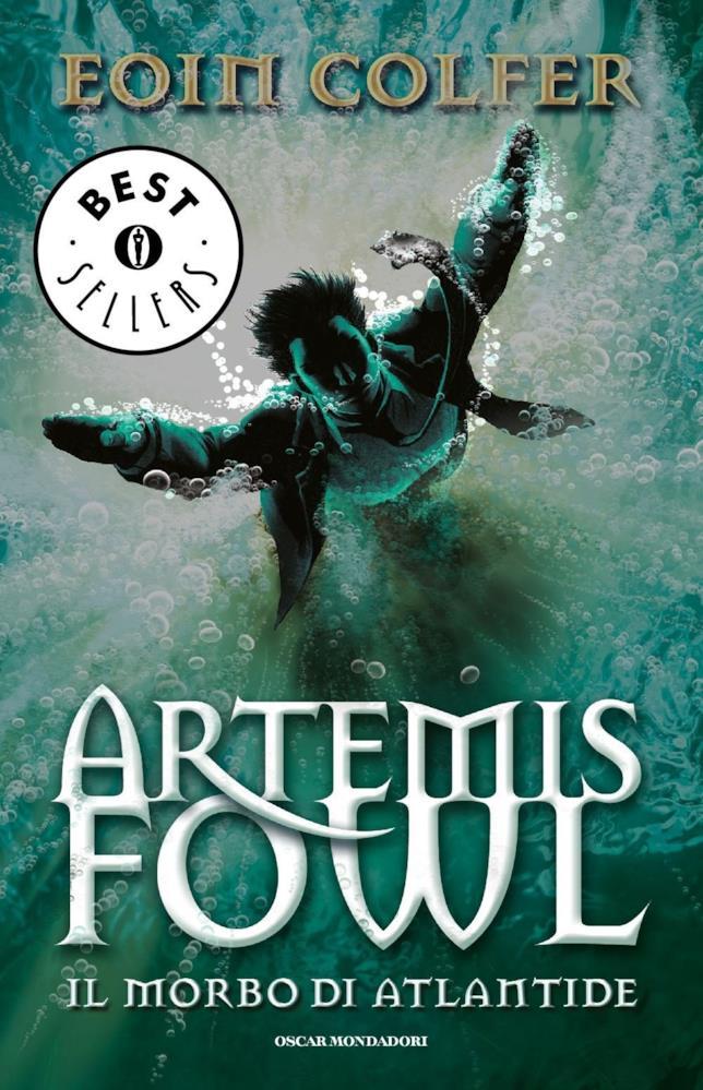 Il settimo romanzo di Artemis Fowl