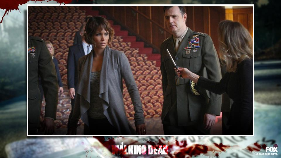 David Morrisey ha smesso i (temuti) panni del Governatore ed è diventato un personaggio di Extant, il drama con Halle Berry.