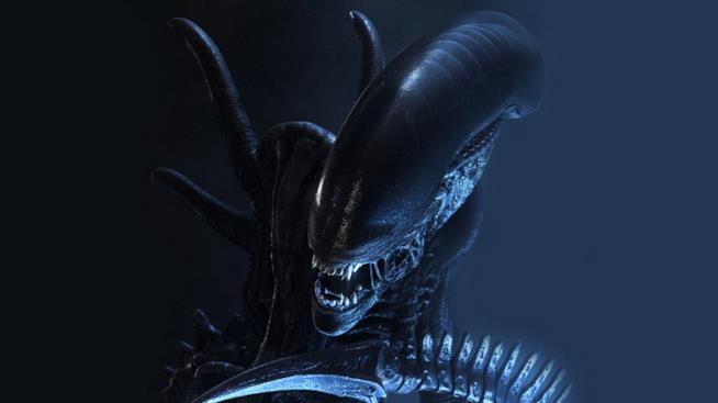 Lo Xenomorfo di Alien