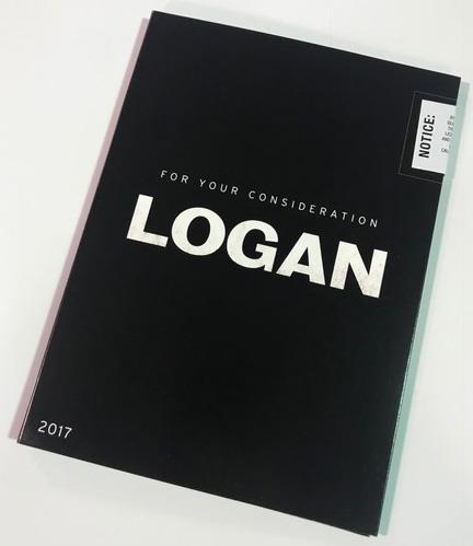 La copia di Logan - The Wolverine spedita da 20th Century Fox all'Academy