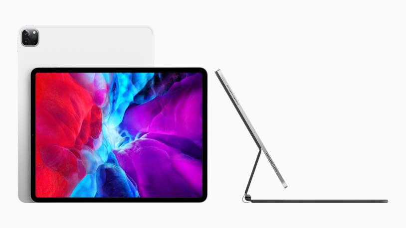 Immagine stampa del nuovo iPad Pro di Apple