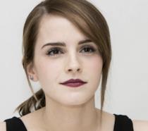 Un primo piano di Emma Watson