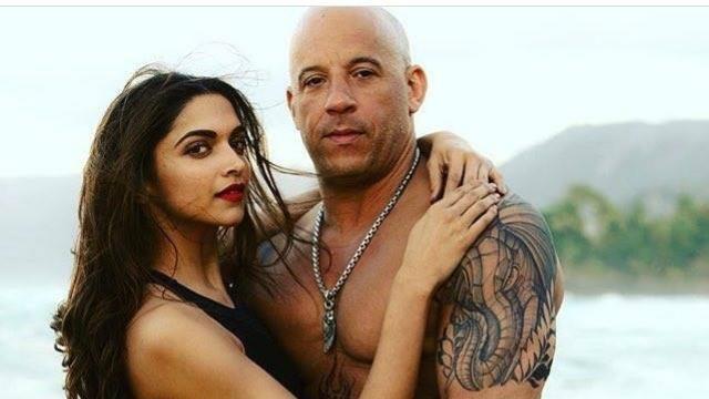 Vin Diesel e Deepika Padukone ne Il ritorno di Xander Cage