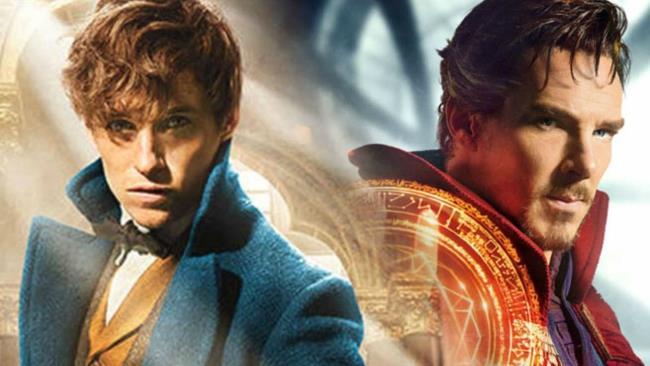Doctor Strange e Animali Fantastici guidano le uscite in home video di marzo 2017