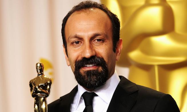 il regista Asghar Farhadi
