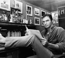 Burt Reynolds in uno scatto anni '70